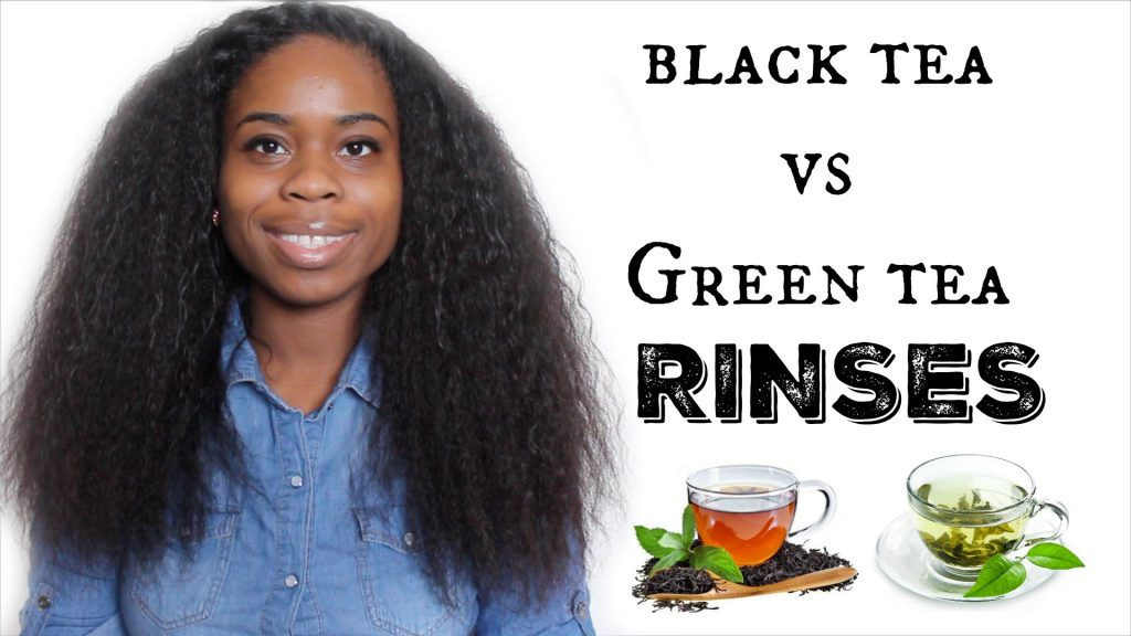 How To Reduce Hair Shedding Black Tea Vs Green Tea