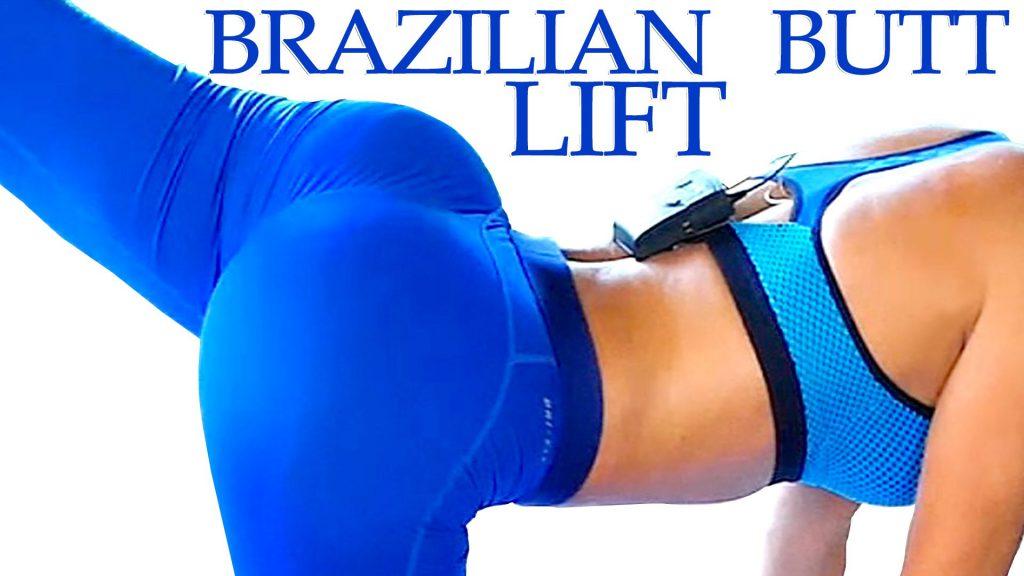 20 Minute Butt Lift Workout for Beginners: Tone & Shape