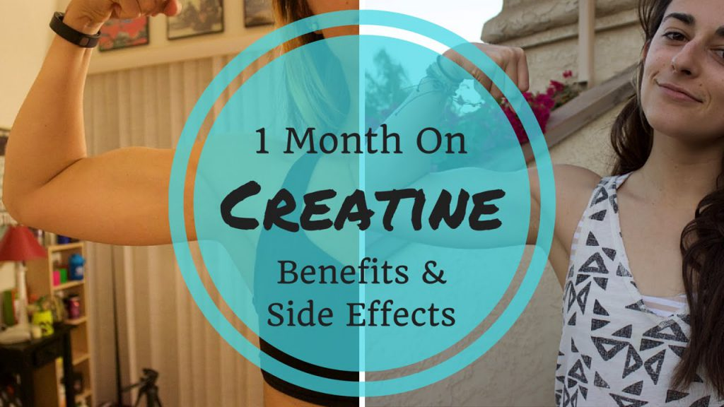 1 Month On Creatine Benefits Amp Side Effects Gainz