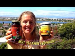 Whole Food Vitamin C Powder Much More Potent