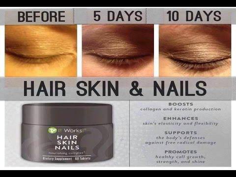 hair growth vitamins for men