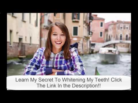 teeth whitening hacks