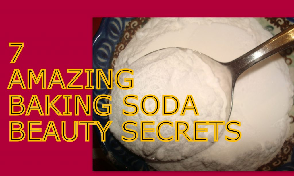 7 Baking Soda Beauty Tips Skin, hands,