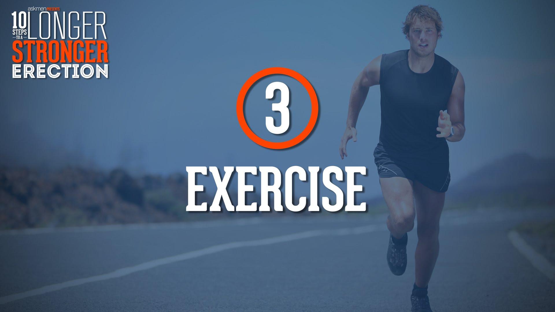 10 Steps To A Stronger Amp Longer Erection Exercise Man