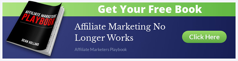 Affiliate Marketers Playbook 1