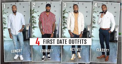"""4 """"FIRST DATE"""" OUTFIT IDEAS   MEN'S STYLE INSPIRATION   I AM RIO P."""