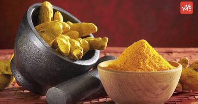 Amazing Health Benefits of #Turmeric Powder | YOYO TV English