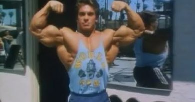 Golden Era Of Bodybuilding - Documentary
