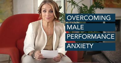 How to Overcome Male Performance Anxiety  - Esther Perel