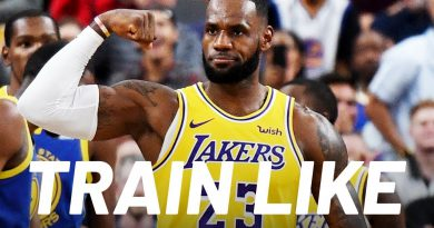 LeBron James Workout Explained By His Trainer | Train Like A Celebrity | Men's Health