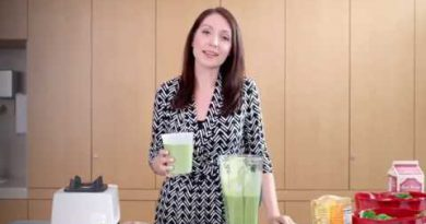 NYP Ask a Nutritionist: Super Green Smoothie