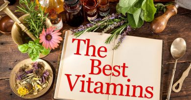 TAKE ONLY THE BEST VITAMIN SUPPLEMENTS