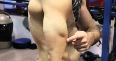 Tricep Muscle Heads & Bodybuilding : Exercise & Rehab Tips