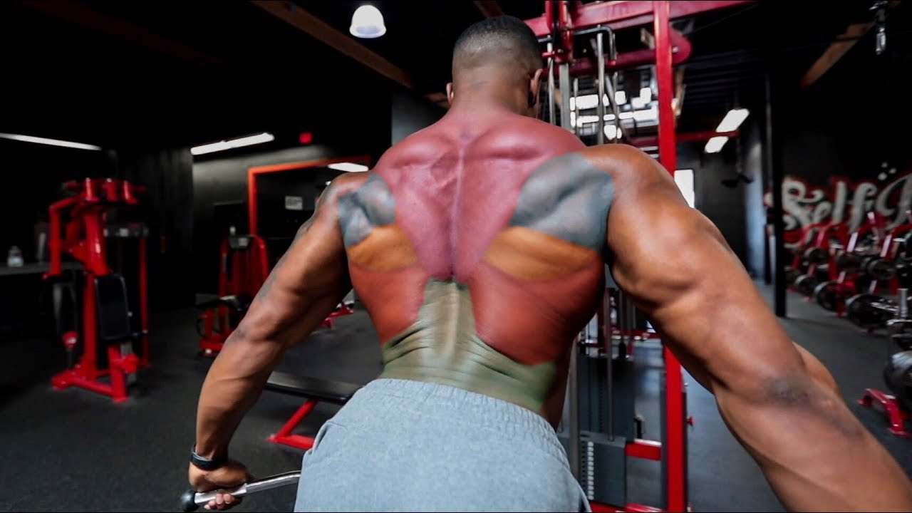 10 EXERCISES TO BUILD A BIG BACK   ADD THESE TO YOUR