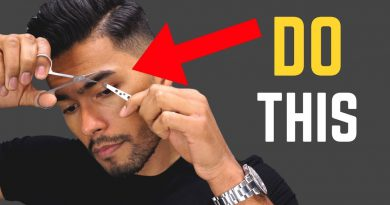 5 BASIC Grooming Habits Every Good Looking Man Should do