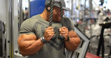 5x Mr Olympia Phil Heath Ultimate Arms/Biceps Workout