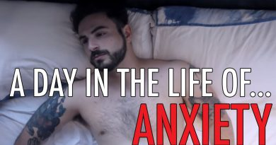 A Day in the Life of Anxiety | Ton Mazzone