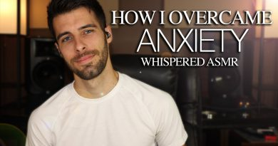 ASMR - How I Overcame Anxiety - Relaxing Male ASMR