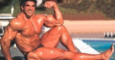 BBC Documentary 2017 - Lou Ferrigno - Bodybuilding Documentary
