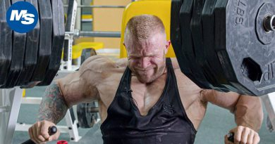 Bodybuilding Chest Workout | Heavy Chest Day with Iain Valliere