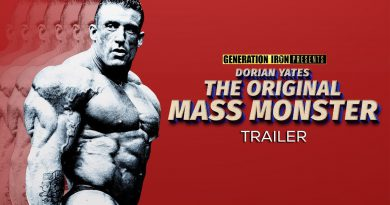 Dorian Yates: The Original Mass Monster - Official Trailer (HD) | Bodybuilding Documentary