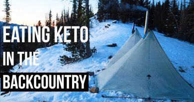 Eating Keto on Backcountry Mule Deer Hunt w/ Ryan Lampers, Brian Call