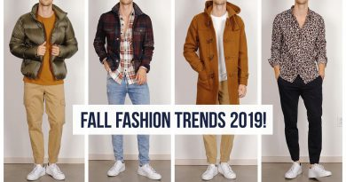 Everything you NEED to Know About Men's Fall Fashion Trends for 2019  | One Dapper Street