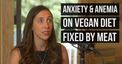 Former Vegan Says Omnivorous Diet Is Better for Health, Environment