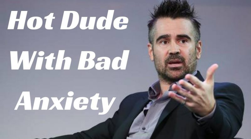 Handsome Man With Bad Anxiety
