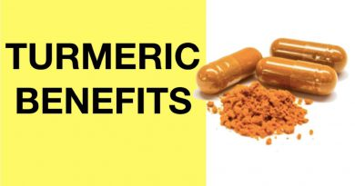 Health Benefits of Turmeric (BEST Turmeric Capsules Supplement) Is Turmeric Good For You?