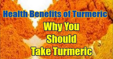 Health Benefits of Turmeric Root and Powder Spice