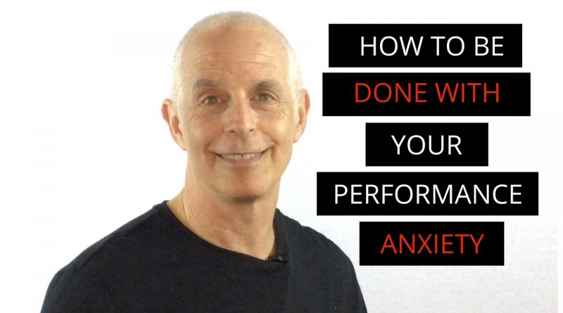 Help With Male Performance Anxiety | Sex Therapist Todd Creager