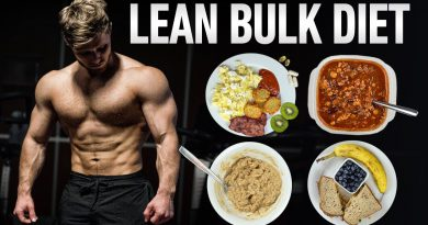 How To Eat To Build Muscle & Lose Fat (Lean Bulking Full Day Of Eating)