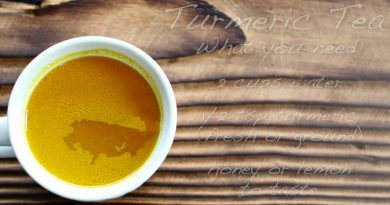 How To Make Turmeric Tea | Andrew Weil, M.D.