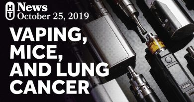 Is Vaping Linked to Lung Cancer? We Turn to Mice.