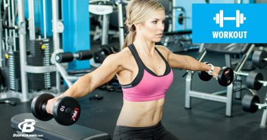 Kathleen Tesori's Total Upper-Body Workout - Bodybuilding.com
