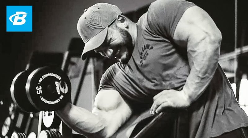 Killer Arm Workout for Size | IFBB Pro Hunter Labrada