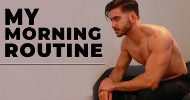 MY MORNING ROUTINE   Healthy Men's Morning Routine 2018   ALEX COSTA