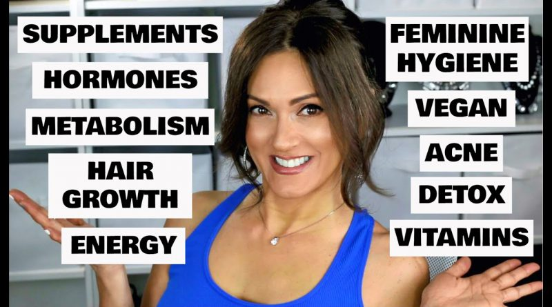 MY VITAMIN + SUPPLEMENT ROUTINE | Women's Health