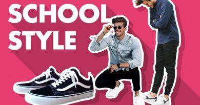 Men's Back to School Style Essentials [Teen, High School, & College Guys]