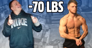 My 70lb Weight Loss Journey (My Story)