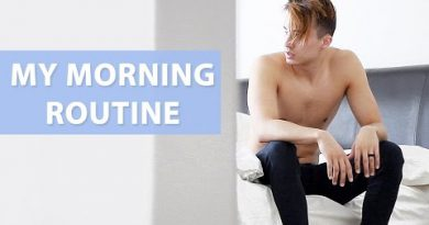 My Morning Routine [2016] + Mens Lifestyle Tips