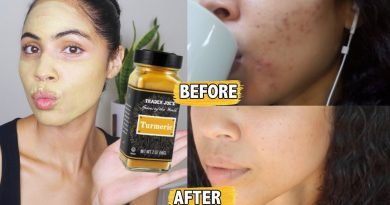 Proof That Turmeric For Acne WORKS and HOW To Use It