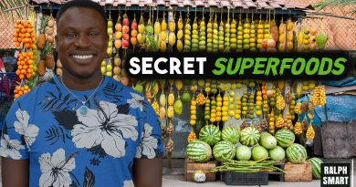 Ralph Smart Diet - 7 Secret Superfoods That Will Flush And Remove Parasites From Your Body