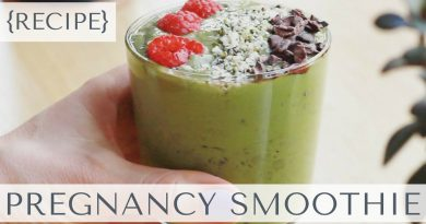 {Recipe} Pregnancy Superfood Smoothie