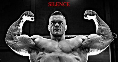 SILENCE [HD] BODYBUILDING MOTIVATION