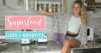 SUPERFOODS » What I use them for :)