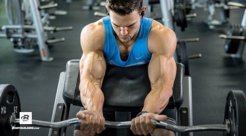 Super-Pump Arm Workout for Mass | Abel Albonetti