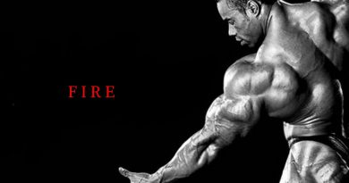 THE FIRE INSIDE YOU [HD] Bodybuilding Motivation