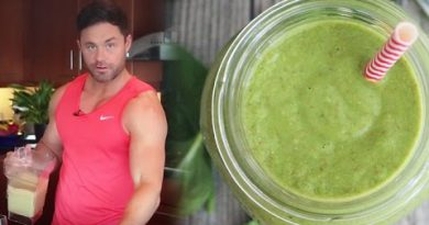 THIS Is The BEST Post Workout Superfood Smoothie Ever
